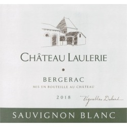 Chateau Laulerie 2018 Bergerac Blanc - Bordeaux Blends White Wine found on Bargain Bro Philippines from Wine.com for $12.99