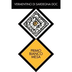 Cantina Mesa 2017 Vermentino di Sardegna Primo Bianco - White Wine