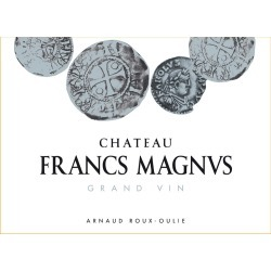 Chateau Francs Magnus 2015 Bordeaux Superieur - Bordeaux Blends Red Wine found on Bargain Bro India from Wine.com for $9.99