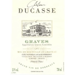 Chateau Ducasse 2017 Blanc - Bordeaux Blends White Wine found on Bargain Bro India from Wine.com for $16.99