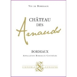 Chateau des Arnauds 2016 - Bordeaux Blends Red Wine found on Bargain Bro India from Wine.com for $17.99