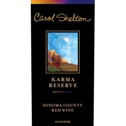 Carol Shelton 2015 Karma Reserve Red - Red Wine found on Bargain Bro India from Wine.com for $29.99