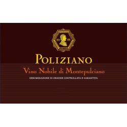 Poliziano 2017 Vino Nobile di Montepulciano (375ML half-bottle) - Sangiovese Red Wine found on Bargain Bro India from Wine.com for $17.99