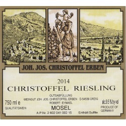 J.J. Christoffel 2014 Riesling - White Wine found on Bargain Bro India from Wine.com for $19.99
