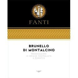 Fanti 2015 Brunello di Montalcino - Sangiovese Red Wine found on Bargain Bro Philippines from Wine.com for $45.99