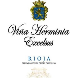 Vina Herminia 2012 Excelsus Rioja - Tempranillo Red Wine found on Bargain Bro India from Wine.com for $24.99