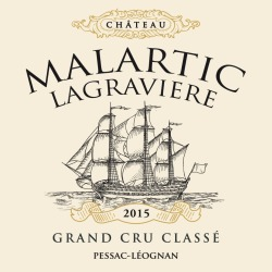Chateau Malartic-Lagraviere 2015 - Bordeaux Blends Red Wine found on Bargain Bro India from Wine.com for $62.99