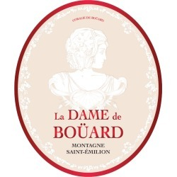 Chateau Clos de Bouard 2016 La Dame de Bouard - Bordeaux Blends Red Wine found on Bargain Bro India from Wine.com for $17.99