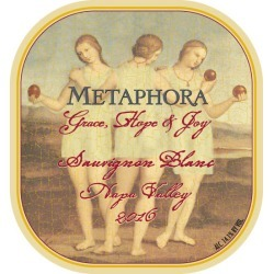 Metaphora 2016 Sauvignon Blanc - White Wine found on Bargain Bro India from Wine.com for $54.99