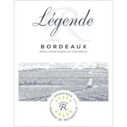 Domaines Barons de Rothschild 2017 Legende Bordeaux Blanc - Bordeaux Blends White Wine found on Bargain Bro India from Wine.com for $16.99