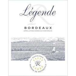 Domaines Barons de Rothschild 2017 Legende Bordeaux Blanc - Bordeaux Blends White Wine found on Bargain Bro India from Wine.com for $14.99