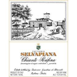 Selvapiana 2017 Chianti Rufina - Sangiovese Red Wine