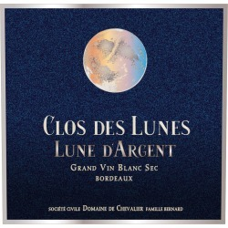 Clos des Lunes 2017 Lune d'Argent - Bordeaux Blends White Wine found on Bargain Bro India from Wine.com for $19.99