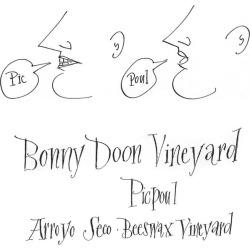 Bonny Doon 2018 Beeswax Vineyard Picpoul - White Wine