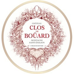 Chateau Clos de Bouard 2016 Montagne St-Emilion - Bordeaux Blends Red Wine found on Bargain Bro India from Wine.com for $26.99