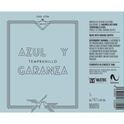 Azul y Garanza 2019 Tempranillo (1 Liter) - Red Wine found on Bargain Bro Philippines from Wine.com for $13.99