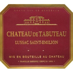 Chateau de Tabuteau 2016 Lussac Saint Emilion - Bordeaux Blends Red Wine found on Bargain Bro Philippines from Wine.com for $14.99