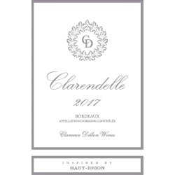 Clarendelle Inspired by Haut-Brion 2017 Blanc - Bordeaux Blends White Wine found on Bargain Bro India from Wine.com for $21.99