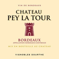 Chateau Pey La Tour 2016 - Bordeaux Blends Red Wine found on Bargain Bro Philippines from Wine.com for $16.99