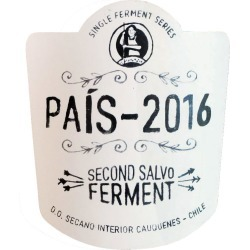 Garage Wine Co. 2016 Pais Second Salvo Ferment - Red Wine