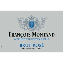 Francois Montand Brut Rose - Champagne & Sparkling