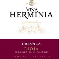 Vina Herminia 2014 Crianza - Tempranillo Red Wine found on Bargain Bro India from Wine.com for $16.99