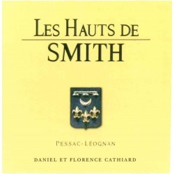 Chateau Smith Haut Lafitte 2018 Les Hauts de Smith Blanc - Bordeaux Blends White Wine found on Bargain Bro India from Wine.com for $39.99