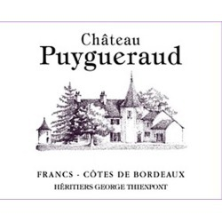 Chateau Puygueraud 2016 - Bordeaux Blends Red Wine found on Bargain Bro Philippines from Wine.com for $19.99