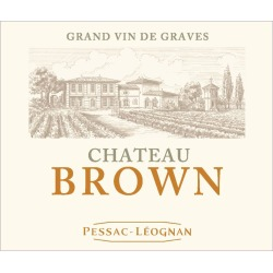 Chateau Brown 2016 Blanc - Bordeaux Blends White Wine found on Bargain Bro India from Wine.com for $34.99