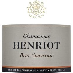 Henriot Brut Souverain - Champagne & Sparkling