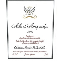 Chateau Mouton Rothschild 2011 Aile d'Argent Blanc - Bordeaux Blends White Wine found on Bargain Bro Philippines from Wine.com for $74.97