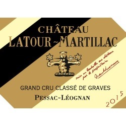 Chateau LaTour-Martillac 2015 Blanc - Bordeaux Blends White Wine found on Bargain Bro Philippines from Wine.com for $41.99