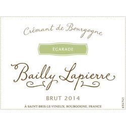 Bailly-Lapierre 2014 Egarade Brut - Champagne & Sparkling