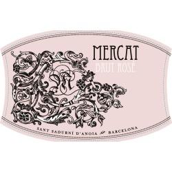 Mercat Cava Brut Rose - Champagne & Sparkling