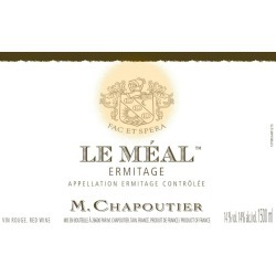 M. Chapoutier 2016 Ermitage Le Meal - Syrah/Shiraz Red Wine