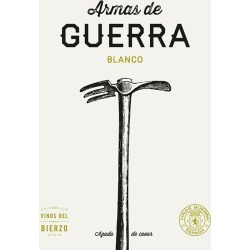 Vinos Guerra 2017 Armas de Guerra Blanco - White Wine found on Bargain Bro India from Wine.com for $13.99