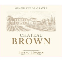 Chateau Brown 2018 Blanc (Futures Pre-Sale) - Bordeaux Blends White Wine found on Bargain Bro India from Wine.com for $29.97
