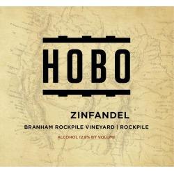 Hobo Wine Company 2017 Rockpile Branham Vineyard Zinfandel - Red Wine