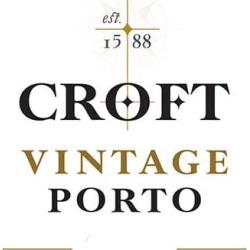 Croft 2016 Vintage Port - Dessert Wine found on Bargain Bro India from Wine.com for $83.98