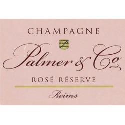 Champagne Palmer Brut Rose Reserve - Champagne & Sparkling