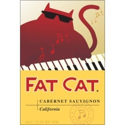 Fat Cat Cellars 2016 Cabernet Sauvignon - Red Wine