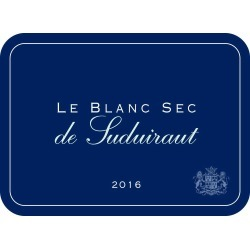 Chateau Suduiraut 2016 Le Blanc Sec de Suduiraut - Bordeaux Blends White Wine found on Bargain Bro India from Wine.com for $19.99