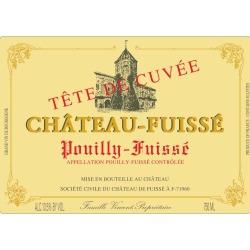 Chateau Fuisse 2017 Pouilly-Fuisse Tete de Cuvee - Chardonnay White Wine