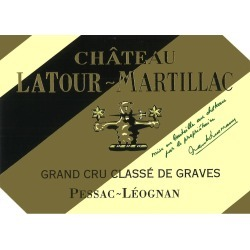 Chateau LaTour-Martillac 2016 Blanc (Futures Pre-Sale) - Bordeaux Blends White Wine found on Bargain Bro India from Wine.com for $34.97