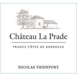 Chateau La Prade 2018 (Futures Pre-Sale) - Bordeaux Blends Red Wine found on Bargain Bro Philippines from Wine.com for $15.97