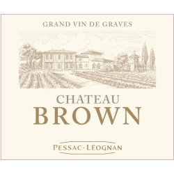 Chateau Brown 2017 Blanc (Futures Pre-Sale) - Bordeaux Blends White Wine found on Bargain Bro India from Wine.com for $31.97