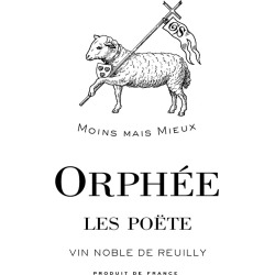 Domaine les Poete 2015 Orphee Blanc - White Wine found on Bargain Bro India from Wine.com for $38.99