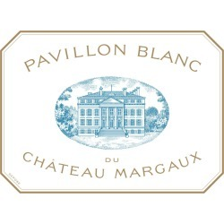 Chateau Margaux 2018 Pavillon Blanc (Futures Pre-Sale) - Bordeaux Blends White Wine found on Bargain Bro Philippines from Wine.com for $229.97