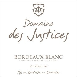 Chateau Respide Medeville 2017 Domaine des Justices Bordeaux Blanc - Bordeaux Blends White Wine found on Bargain Bro Philippines from Wine.com for $15.99