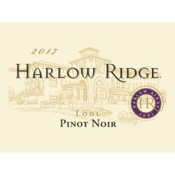 Harlow Ridge 2017 Pinot Noir - Red Wine found on Bargain Bro India from Wine.com for $11.99
